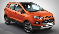 Ford EcoSport, Figo And Aspire Offered With GST Benefits Up To Rs. 30,000