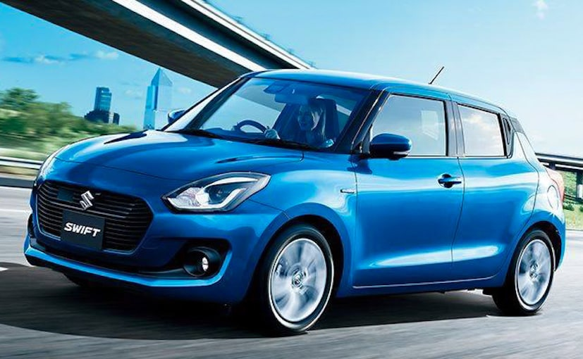 new 2017 suzuki swift features specifications price and. Black Bedroom Furniture Sets. Home Design Ideas