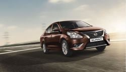 2017 Nissan Sunny Launched In India; Prices Start At Rs. 7.91 Lakh