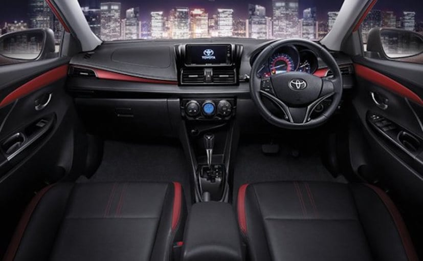 Exclusive Toyota Vios Debut At February 2018 Auto Expo