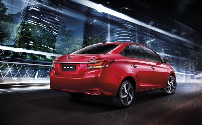 2017 Toyota Vios Launched In Thailand; India Launch Later This Year ...