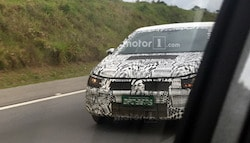 Next Generation Volkswagen Vento Spied In Brazil For The First Time