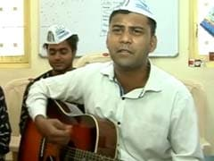 Hours Before Arvind Kejriwal's Goa Rally, Party Prepares With Jam Session