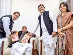 After Mulayam's No Show, Akhilesh Yadav's Facebook Post Says All Is Well