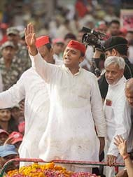 Alliance On, Says Akhilesh Yadav. Announcement Likely Today: 10 Updates