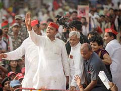 Alliance On, Says Akhilesh Yadav, Without Disclosing More: 10 Development
