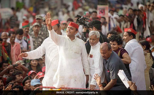 Alliance On, Says Akhilesh Yadav, Without Disclosing More: 10 Developments