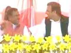 Akhilesh Yadav's First Day, First Show Hijacked By Controversial Minister