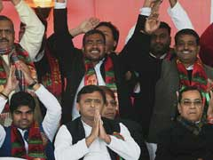 On Alliance With The Congress, Akhilesh Yadav's Party Bowls A Googly