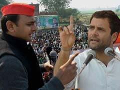 यूपी चुनाव 2017 : अखिलेश यादव के 'सारथी' बनेंगे राहुल गांधी, घोषणा 'अगले दो दिन में'