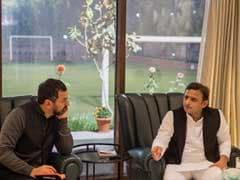 Shivpal Yadav A Candidate? Matter Still Under Review, Says Akhilesh Yadav