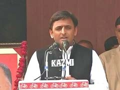 Akhilesh Yadav Says Students Mistook Him For Rahul Gandhi. It Was A Jibe