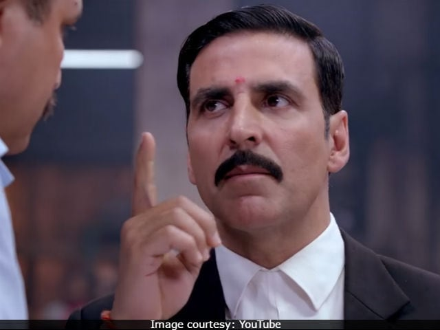 Jolly LLB 2 Trailer: Akshay Kumar Isn't Just Jolly, He Also Means Business