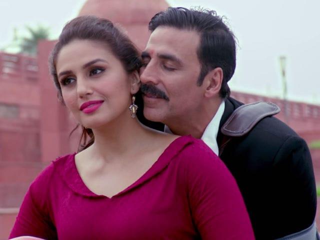 Jolly LLB 2 Song Bawara Mann: Akshay Kumar and Huma Qureshi Set Relationship Goals