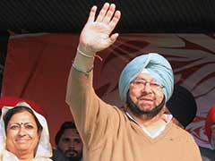 Captain Amarinder Singh: A Man On The Mission