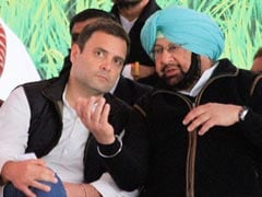 Punjab Elections 2017: Fight Against 'Corrupt' Badal And 'Biggest Liar' Arvind Kejriwal, Says Congress's Amarinder Singh