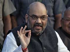 Why BJP Chief Amit Shah Is Facing 'Friendly Fire' Right Outside His Home