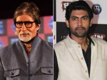 Ghazi: Amitabh Bachchan To Dub For Hindi Version Of Rana Daggubati's Film?