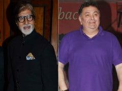 अमिताभ बच्चन ने अपने सह-कलाकारों को कभी नहीं दिया काम का क्रेडिटः ऋषि कपूर