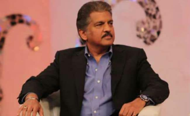 'Our group is going to double our bets on America,' says Anand Mahindra.