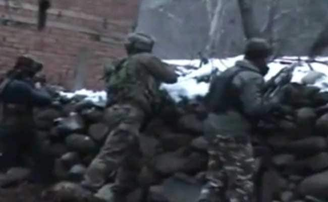 Three militants killed in encounter in J-K's Pahalgam