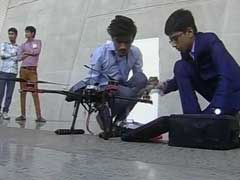 14-Year-Old Gujarat Boy Signs 5 Crore Deal For Production Of His Anti-Landmine Drone