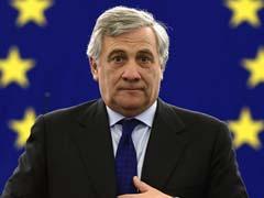 Antonio Tajani Takes European Union Parliament Top Job