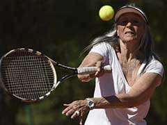 At 83, Argentine Grandmother Revives Tennis Dream