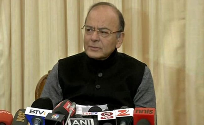 Tax Collection Has Gone Up After Demonetisation, Says Finance Minister Arun Jaitley: Highlights