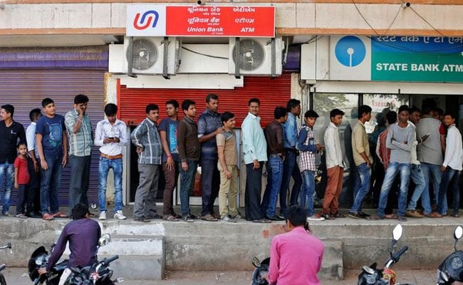 Rs 5,000 Crore Withdrawn From Jan Dhan Accounts In A Month Post Note Ban