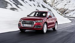 Audi Produces Eight Millionth Model With quattro Drivetrain
