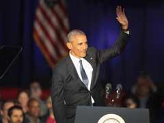 Barack Obama Farewell Speech Full Text: US President Speaks In Chicago, Watch Video