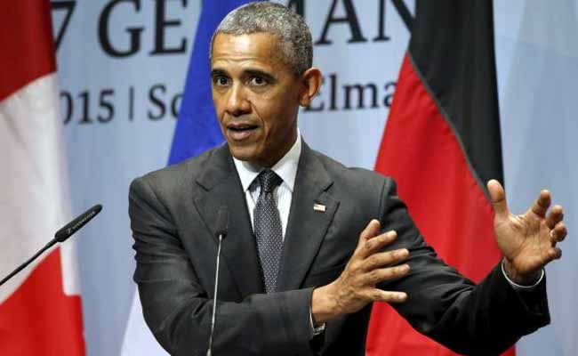 Obama Urges Americans To Protest Donald Trump Order