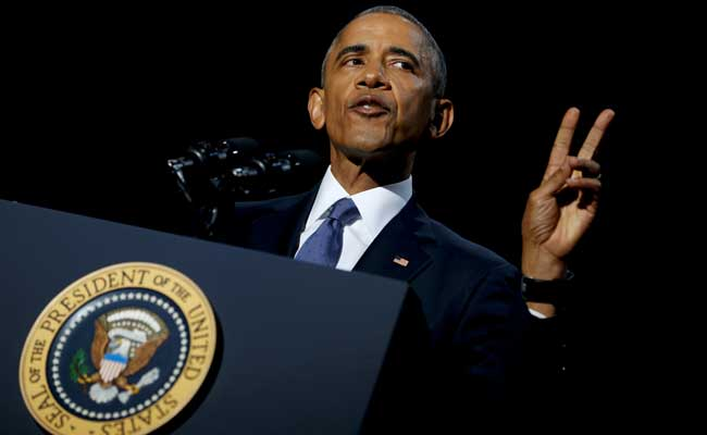 Barack Obama To Hold Last Press Conference On Wednesday