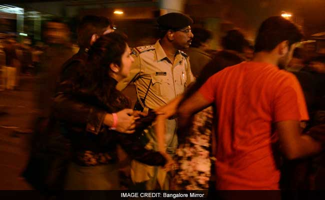 It Was 'Mass Molestation,' Says Bengaluru Witness On New Year Eve Horror