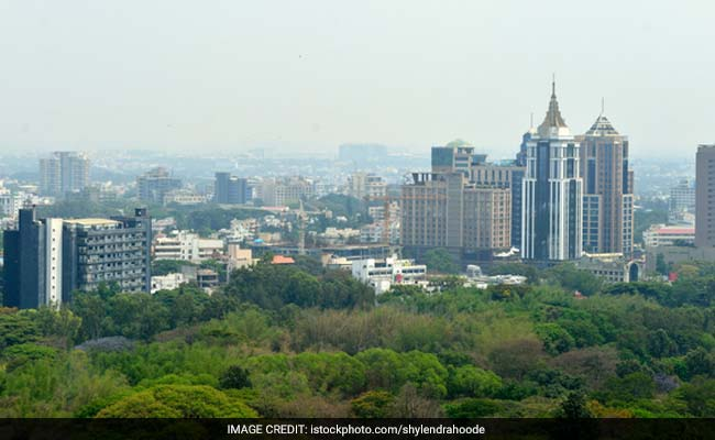 Bangalore topped the chart as the highest paying city in the country, a survey found.