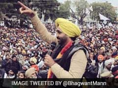 Never Pressured Anyone For AAP's Punjab Unit Chief Post: Lawmaker Bhagwant Mann