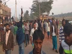 At Least 1 Killed In Clashes Over Power Station In Bhangar Near Kolkata