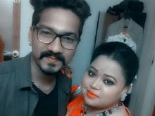Bharti Singh's Roka Ceremony: Comic Reportedly Engaged To Harsh Limbachiyaa
