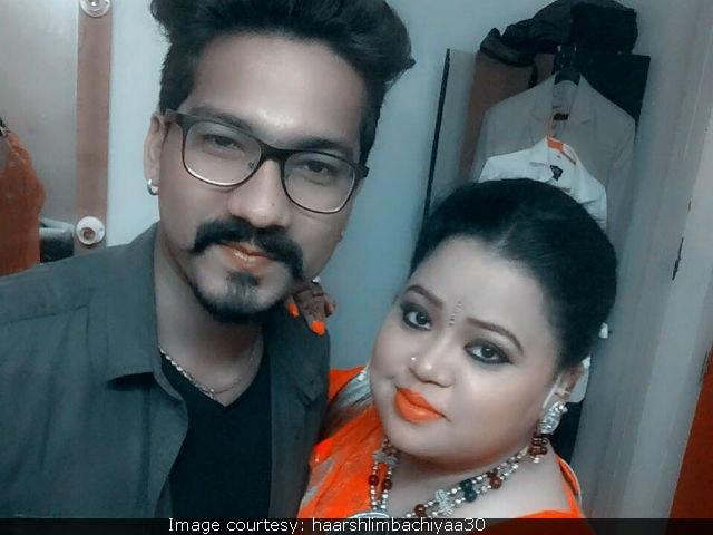 Bharti Singh's Roka Ceremony: Comic Reportedly Engaged To Harsh Limbachiyaa