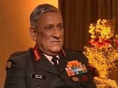 Army Chief Rawat Does Not Rule Out More Surgical Strikes Against Pak