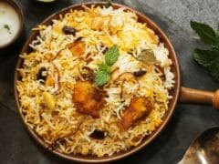 Why Biryani Is Not Hyderabadi, Officially. It's Technical