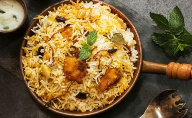 Hyderabadi Biryani Fails To Secure GI Tag