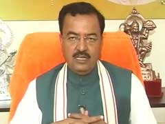 UP's BJP Leader Keshav Prasad Maurya Admitted To ICU