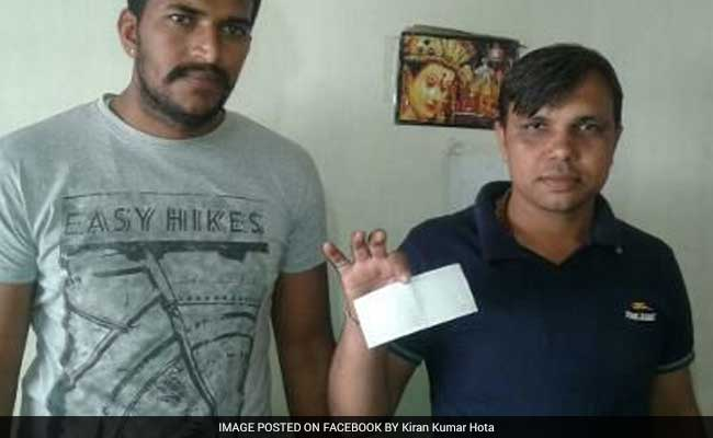 Rs 500 Notes, Blank On One Side, From An ATM In Madhya Pradesh