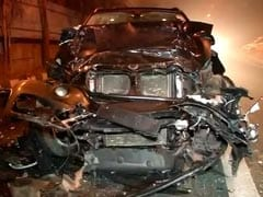 BMW Driven At 120 Kmph Kills Uber Driver On First Day Of Job