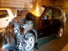 Cab Driver Killed As His Car Is Hit By Speeding BMW In South Delhi