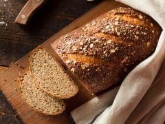 How to Make Brown Bread at Home
