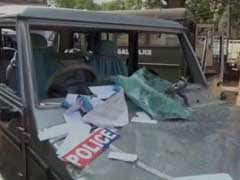 Trinamool Councillor, CPM Leader Among 11 Arrested For Attack On Burdwan Police