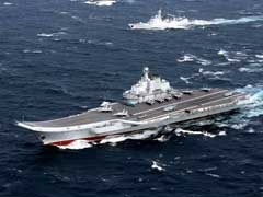 China Says Its Aircraft Carrier Leaves Taiwan Strait